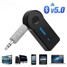 Bluetooth-Receiver Receptor Aptx Wireless-Adapter Headphones LL Audio for Car PC Mic