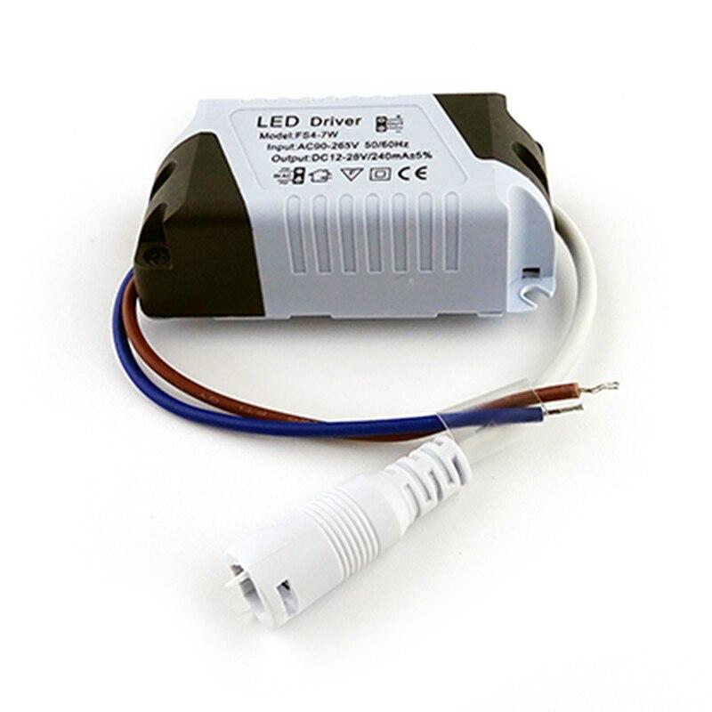 Светодиодный драйвер 3W 4 7W 8 12 Вт 13 18 Вт 18 24 Вт безопасный Пластик в виде ракушки светодиодный драйвер блок питания Трансформаторы адаптер для Светодиодный свет|Трансформаторы систем освещения|   | АлиЭкспресс