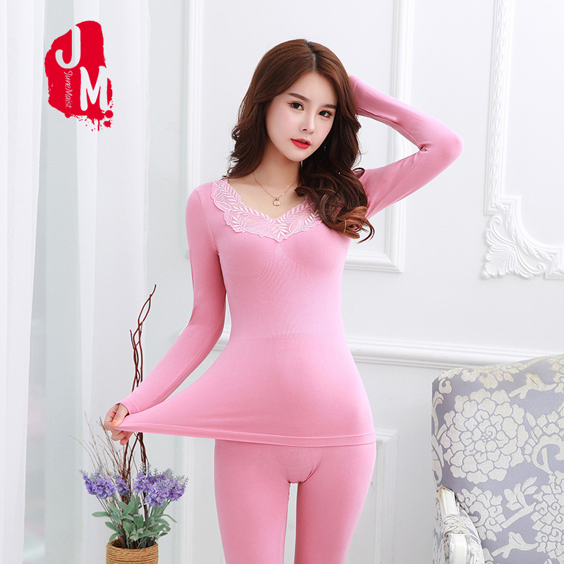 Thermal Underwear Women Set Thermal Underwear For Women Thermal Underwear Sport Thermo Underwear Suit Warm Winter Sleep L XL XXL