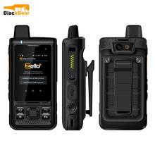 UNIWA B8000 Android 8.1 Walkie Talkie IP68 su geçirmez cep telefonu MT6739 4G LTE dört çekirdekli akıllı telefon POC Zello cep telefonu 4000mAh