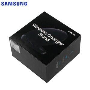 Image 5 - SAMSUNG Original Rápido Carregador de Carregamento Sem Fio Pad Para Samsung Galaxy S9Plus S10E S10 X Note9 Note8 Nota 10 Plus S7edge s8 S9 +