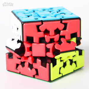 Image 5 - Yumo 3 × 3 ギアパズルツイストキューブ 3 × 3 × 3 ギア 3*3*3 プロゲームおもちゃ奇妙な形状