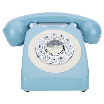 Pulpit przewodowy telefon stacjonarny stałe telefony przewodowe przycisk wybierania europejski styl Retro antyczne stare telefony dla Home Office Hotel tanie i dobre opinie VBESTLIFE CN (pochodzenie)