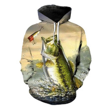 Plus Size Fishing Hoodie Sweatshirt Outdoor Breathable New 2020 Spring Fishing Clothing Coat for Men S-6XL