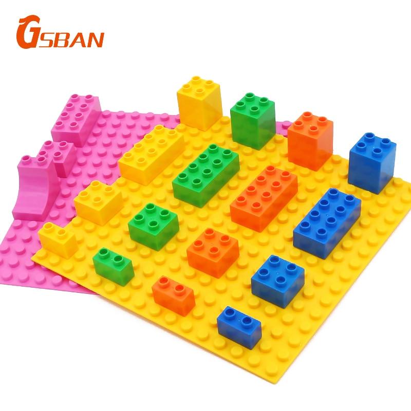 6x12 8x12 Lego Duplo Base Plates Choice Of Sizes And Colours Free UK Post 8x8