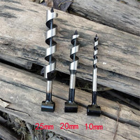 Outdoor EDC tool  camping survival woodworking hand drill  drill drill  birch water  outdoor multipurpose drill  woodworking