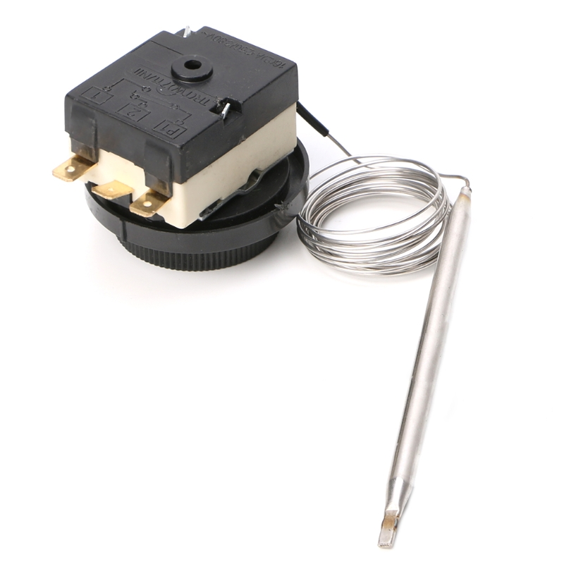 0-40℃ Temperature Control Switch Capillary Thermostat Automatic Sensored  Switch
