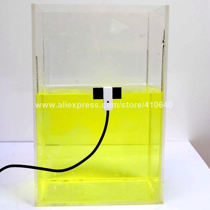XKC-Y26-PNP DC 5 a 12V Detector de nivel de adherencia exterior de suministro de fábrica Especialmente para tubería de agua Sensor de nivel de agua sin contacto