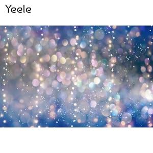 Image 4 - Yeele Photocall Light Bokeh Glitters 꿈꾸는 아기 배경 사진 사진 배경 사진 스튜디오 Photozone For Video