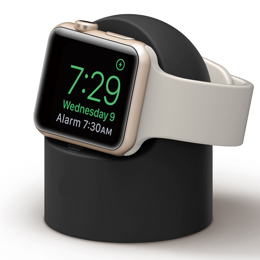 Smart Watch Charger Dock Charging Station Docking Stand Charge Holder For Apple Watch Series 4/3/2/1 Charging Support Bracket