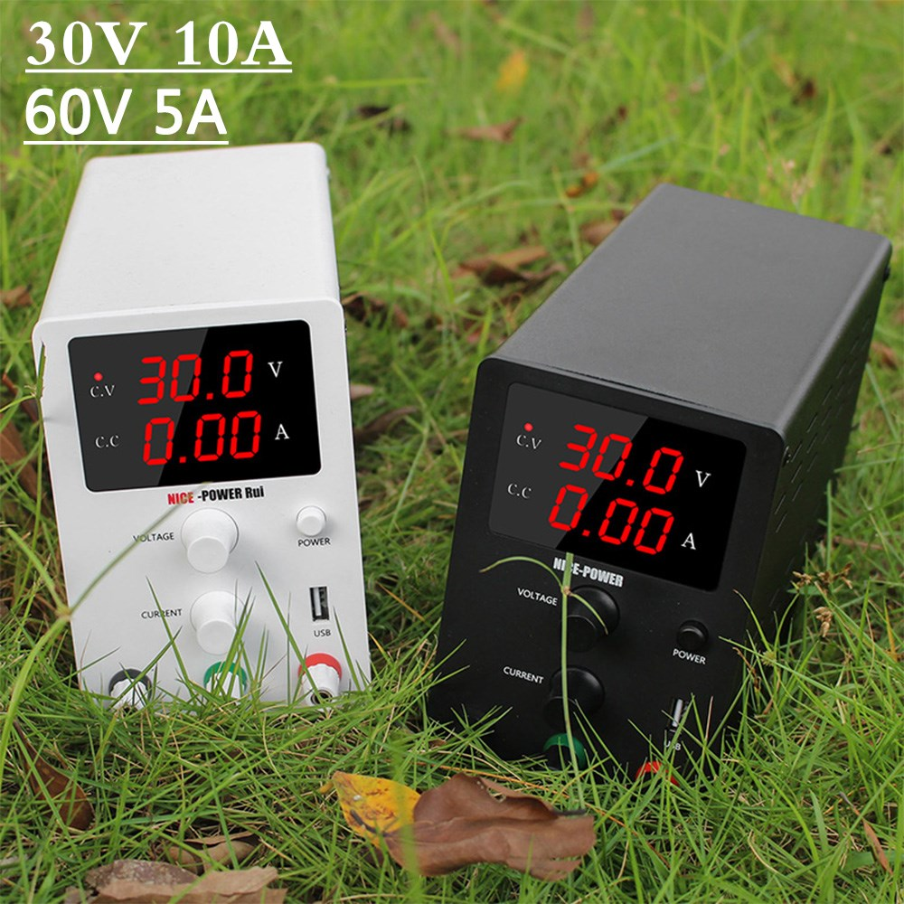 Guce 30V 10A 60V 5A Lab Switching Power Supply laboratory Adjustable DC Power Supplies Bench Voltage Regulated Stabilizer