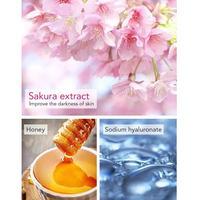 Whole Sale Fragrance Pure Purifying Body Wash Sakura Skin Whitening Shower Gel/500ml Gel Hidroalcoholico Bath And Body Works 3