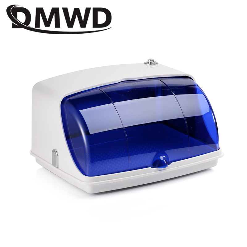 DMWD UV Sterilizer Ozone Disinfection Cabinet Towel Toothbrush Underwear Nail Salon Sterilization Household Appliance 110V 220V
