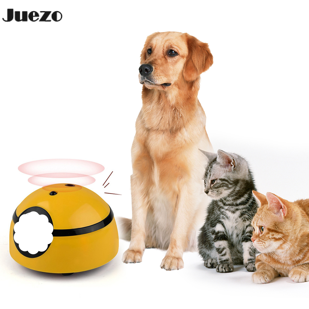 Intelligent Cat Toy Pet Escaping Interactive Toys Cats Dog Infrared Sensor Juguetes With Remote Control Rabbit Hamster Supplies