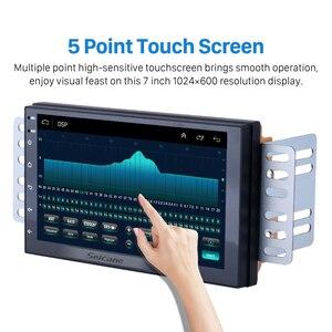 Image 3 - Seicane 2Din Android 9.1 uniwersalne Radio samochodowe GPS dla NISSAN TOYOTA KIA VW Hyundai Suzuki Honda RAV4 słoneczny YARIS COROLLA VIOS