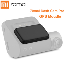 Xiaomi 70mai Dash Cam Pro GPS Module English Russian Version for Car DVR Camera ADAS Electronic Dog function