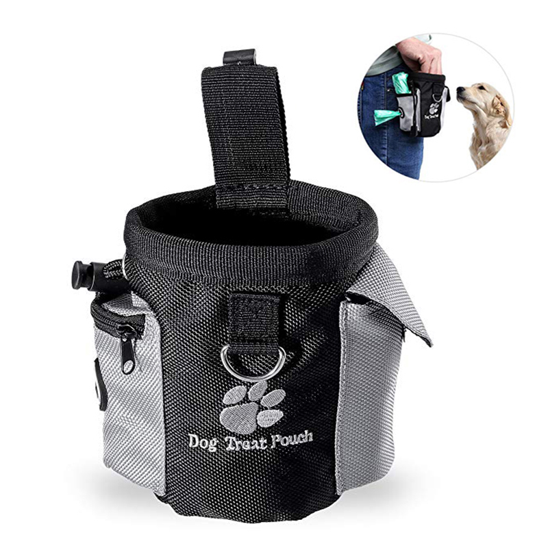 Bird - Pet Dog Treat Pouch Portable Dog Training Bags Treat Outdoor Feed Storage PouchHands Free Training Waist Bag Pet Product