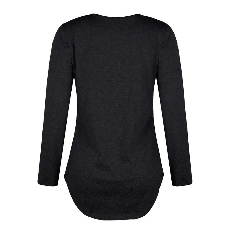 2020 Hot Women's Shirts For Spring Female V Neck Strap Long Sleeve Oversize Fashion Tops Female Elegant Top Autumn Blouse#guahao