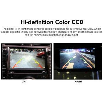 Водонепроницаемая широкоугольная камера ночного видения заднего вида автомобиля камера заднего вида цвет заднего вида