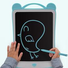 8,5 дюймов ЖК-планшет милые рисунки планшет электронный безбумажный ЖК-блокнот детская письменная доска для детей