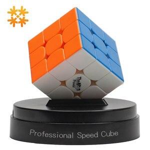 Image 1 - QiYi Valk3 Standard/Valk3 puissance/Valk3 puissance M magnétique vitesse Puzzle Cube professionnel drôle Cube jouet éducatif pour les enfants