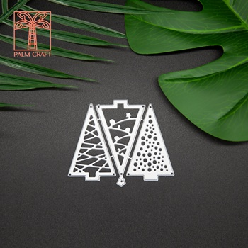 christmas trees metal die cutting dies 2020 DIY die cutter for Scrapbooking & Stamping greeting Card making Crafts Stencil carbon steel christmas glove cutting die for diy