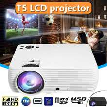 7000 Lumens Projector Android 6.0.1 Wifi Wireless Display Home Theater Proyector