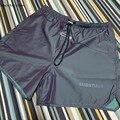 Черные дымчатые уличные шорты первой необходимости туман 3 м светоотражающий логотип ослепляющие нейлоновые шорты серый ослепляющий