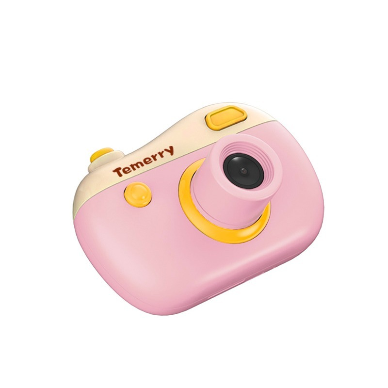 JJRC V01 Temerry Toy Cameras Kids Digital Camera Pink/Green 8mp 2.0 HD Screen Camcorder With Play Games Gifts Toy For Children