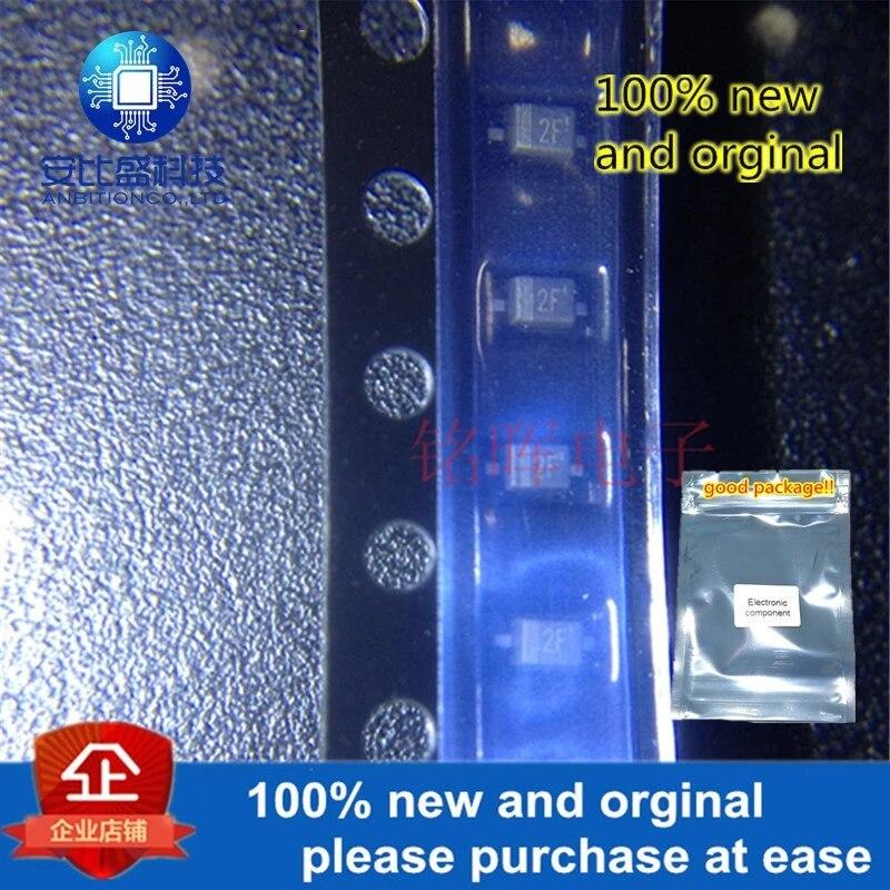50pcs 100% New And Orgianl MM3Z15 Silk-screen 2F SOD-323 15V In Stock