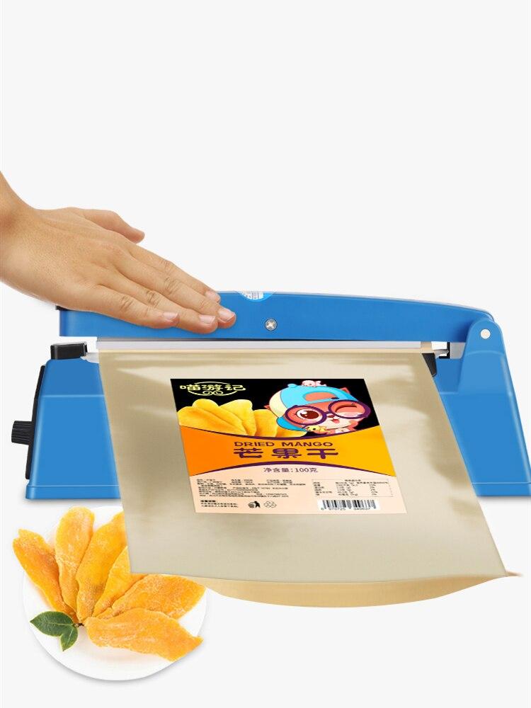 Sealer-Bag Sealing-Machine Home-Use Kitchen-Storage-Tool Plastic-Film Hand-Heat Lbsisi-Life