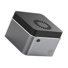 Pc-Box Computer Gemini WIN10 Intel J4125 Windows 10 SSD Quad-Core LPDDR4 8GB WIFI 256GB