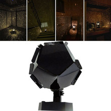 Kerst Sterrenhemel Projector Licht Diy Montage Home Planetarium Lamp Ster Projectielamp WWO66(China)