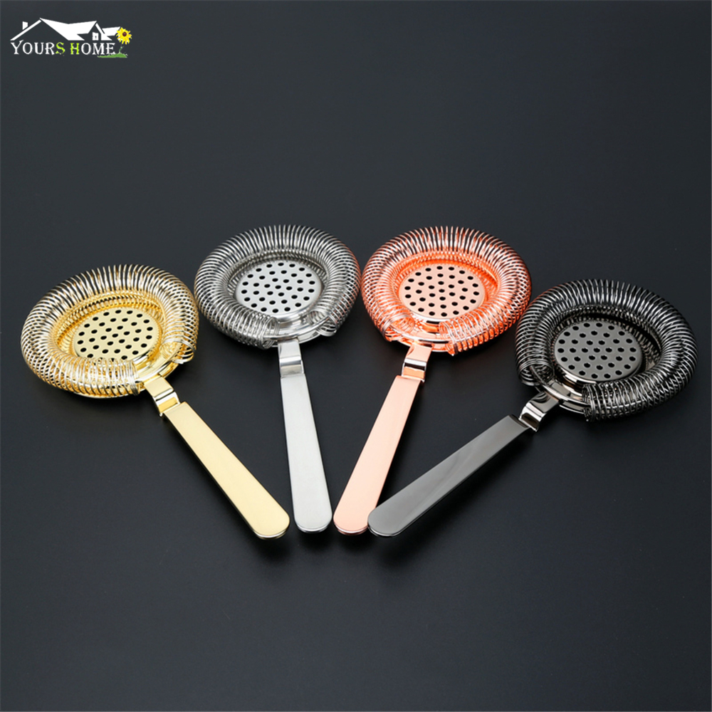 Sprung Bar Cocktail Strainer Stainless Steel Deluxe Hot Sales Tools