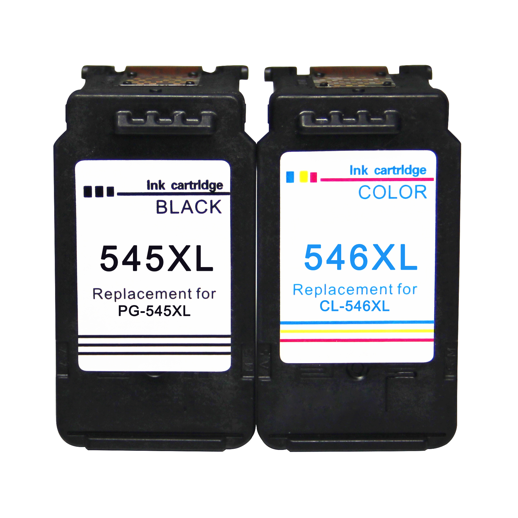 Compatibel PG-545XL CL-546XL Voor Canon Pg 545 Cl 546 Inkt Cartridges Canon Pixma MG2550 3050 MX495 IP2850 TS3150 TS3151