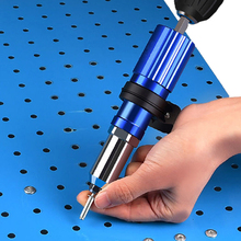 New Electric Rivet Gun Adapter 2.4-4.8mm Different Guide Nozzle Models Are Used To Quickly Pull Various Specifications of Rivets