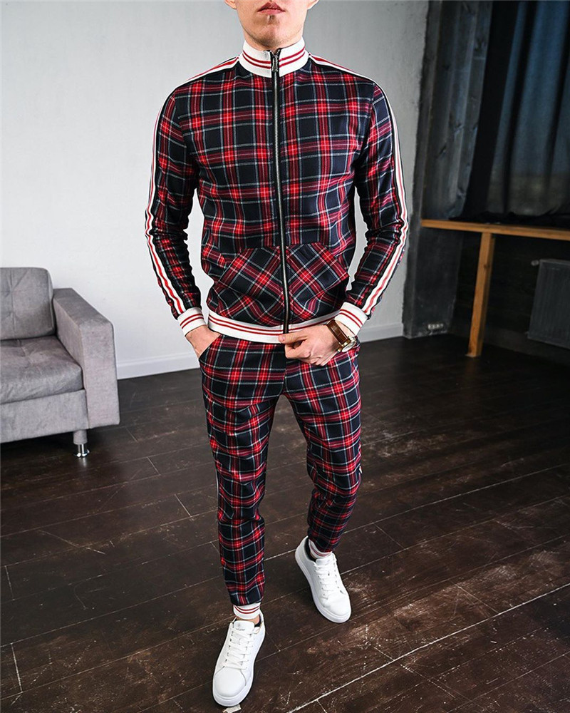 nouvelle-mode-vestes-hommes-survetement-ensembles-hommes-ensemble-colore-plaid-hommes-decontracte-fermeture-eclair-ensemble-automne-survetement-ensemble-male-sweat-poche