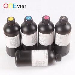 soft ink.1 Bottle 500g UV Ink/A3 A4 UV printer ink,bottle UV printer ink, DX4 DX5 DX7 DX9 EPSON printhead compatibility soft ink