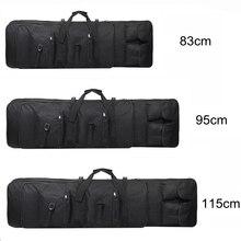 Tactical Military Gun Bag Airsoft Paintball Rifle Case Hunting Gun Carry Bags Army Sniper Gun Protective Bag