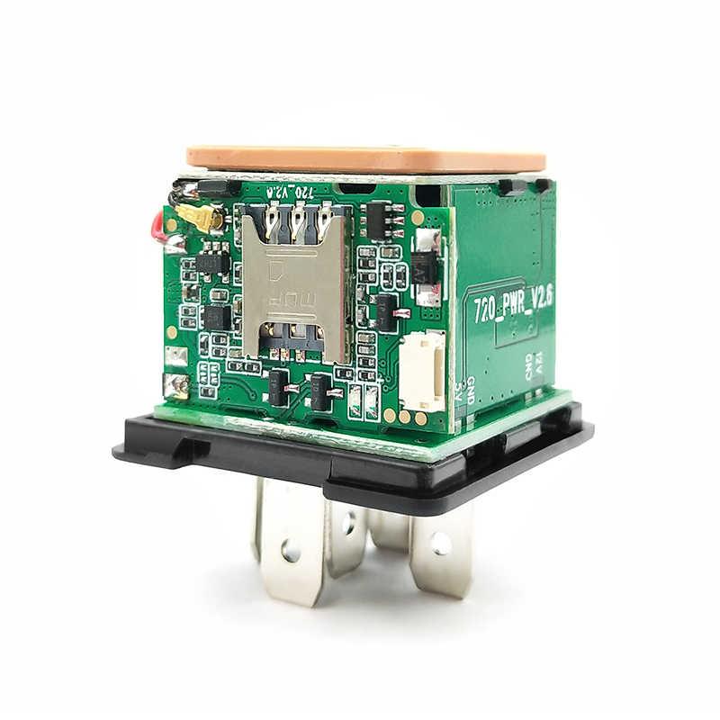 CJ720 より良い追跡トラッカー車リレー GPS トラッカーデバイス GSM SMS アプリロケータ盗難防止監視システムを遮断オイル