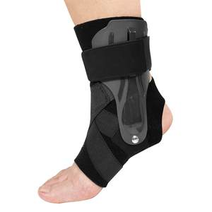 Ankle-Brace Compression-Support-Sleeve Ankle-Protective-Sleeve Sports Elastic