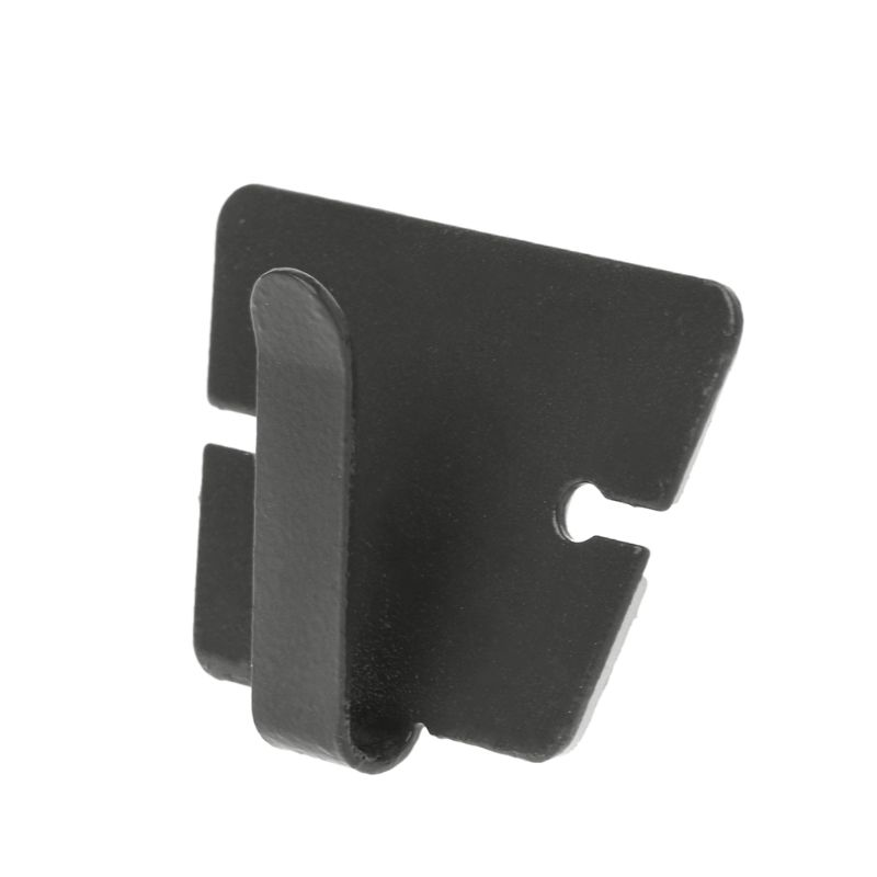 Portatile Altoparlante Mic Microfono Riagganciare Clip Da Cintura Per ICOM IC-2720H IC-2820H Kenwood TM241 TM231 QYT KT8900