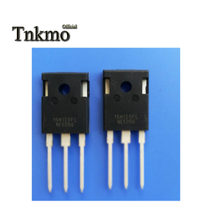Image 2 - 10PCS NGTB15N120FL2WG 15N120FL2 NGTB15N120FLWG 15N120FL NGTB15N120LWG 15N120L TO 247 15A 1200V IGBT Transistor free delivery
