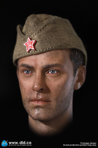 Image 2 - DID 10th Anniversary WWII USSR Battle Of Stalingrad 1942 Vasily Zaytsev 1/6 FIGURE R80139A