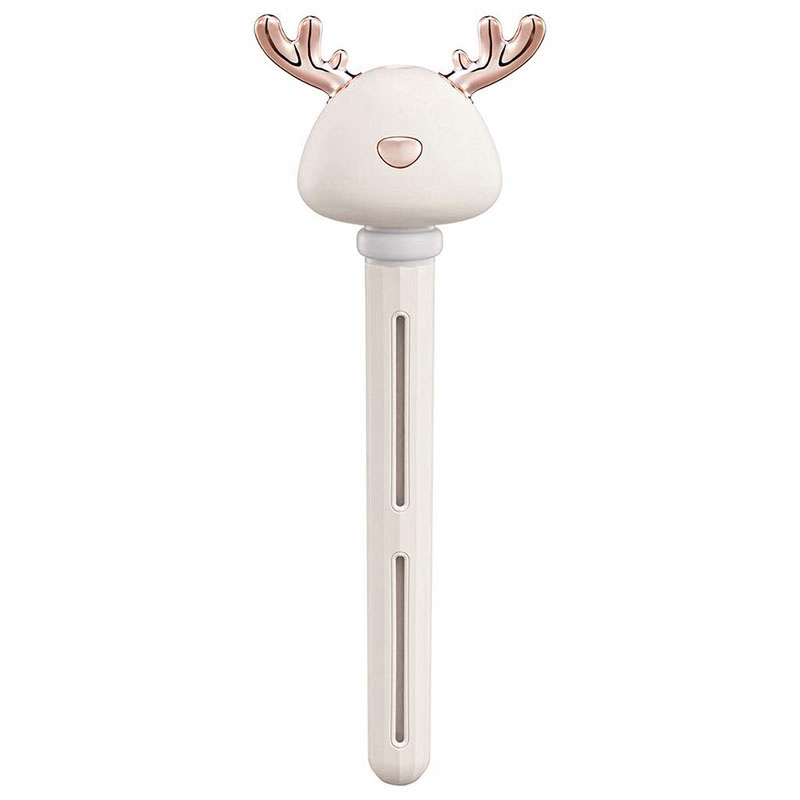 Humidifier Small Antler Car Usb Fog Water Bottle Portable Ultrasonic Sprayer Essential Oil Diffuser For Office Yoga Support Inte