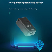 Echt-Zeit Tragbare Magnetische Mini GPS Tracker Tracking Auto Alarm Gerät GPRS Fahrzeug Locator автосигнализация Dropshipping