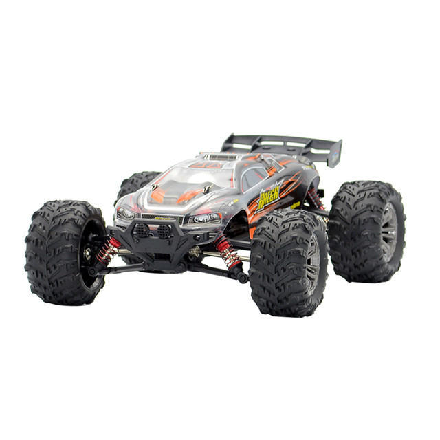 1:16 52Km/h 4WD RC Remote Control Off Road Racing Cars Vehicle 2.4Ghz Brushless Electric RC Car with Extra Car Cover#S3 6