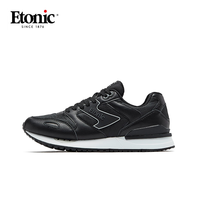 ETONIC Running Shoes Men New Style Air Sneakers Breathable Light Retro Sport Walking Shoes Man Classic Travel Gym Athletic Shoes