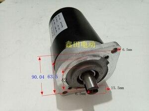 12V 24V48v 800w1200w двигатель постоянного тока Гидравлический масляный насос подъемная платформа силовой блок двигателя.