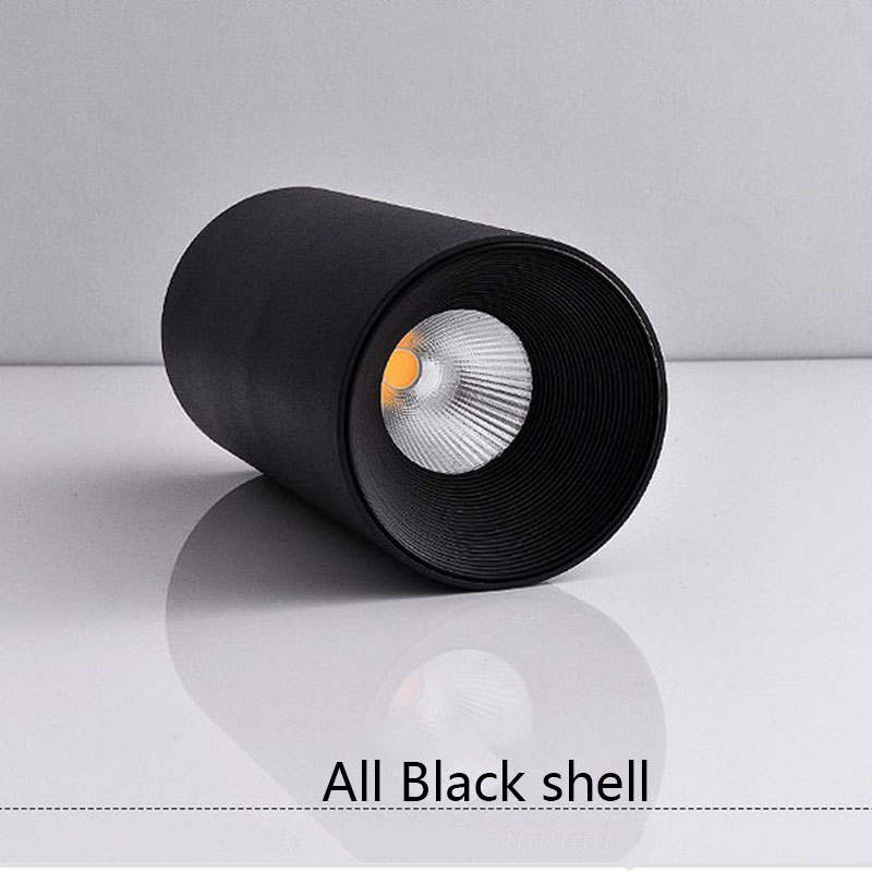 All Black shell